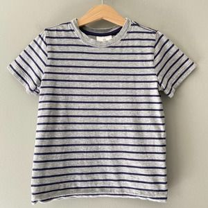 Hanna Andersson Stripe Tee In Cotton Jersey Size 4